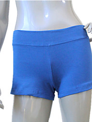 Cotton/Lycra  Dance Hot Shorts/Dance Shorts More Colors for Girls and Ladies