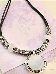 New Arrival Fashional Popular Hot Selling Opal Necklace