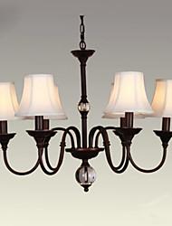 Lampade a sospensione ecolight® tradizionale / classica / rustico / lodge / vintage / retrò / countryliving / letto / pranzo / metallo