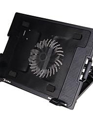 """shunzhan hh646 9 """"-17"""" mute sei radiatore ventola di raffreddamento supporto di base del notebook"""