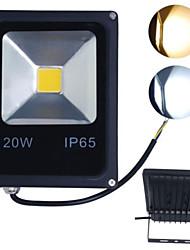 20W Focos LED LED de Alta Potencia 2000 lm Blanco Cálido / Blanco Fresco Decorativa AC 85-265 V 1 pieza