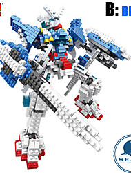 loz blocs de construction gundam series2
