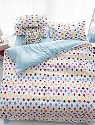Mingjie® Texas Life Queen and Twin Size Sanding Bedding Sets 4pcs for Boys and Girls China