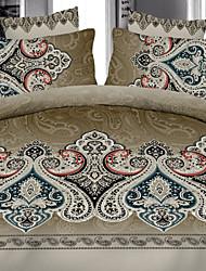 лай творческих 3 D мода постельные принадлежности четырех элегантных любовных чувств Cosette в