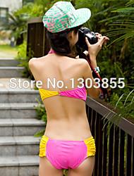 nouvelles nouvelles femmes sexy bikini maillot de bain push up rembourré plage de baignade de maillots de bain set top soutien-gorge
