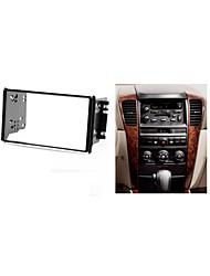 Car Radio CD Fascia for KIA Sorento Rio Facia DVD Stereo Install Trim Kit Panel Plate