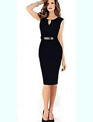 De Neco vrouwen europese mode elegant goedkope jurken