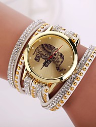 Women Designer Brand Watches  Elephant  Fashion Watch Cool Watches Unique Watches Strap Watch