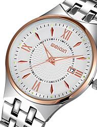 moda rhinestone ocasional relojes reloj de acero inoxidable reloj de pulsera de cuarzo ultradelgada hombres marca de lujo (colores