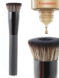 VELA Large Flat Perfecting Face Brush Liquid Foundation Makeup Brush