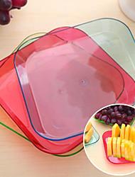 infrangibile scontro ciotola di frutta colorata trasparente (colore casuale)