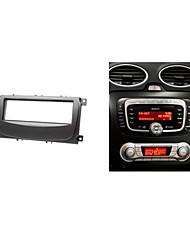 fascia radio de voiture pour s-max galaxie kuga tableau de bord d'installation de garniture dvd cd c-max ford focus mondeo