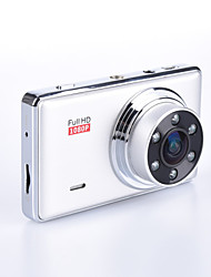 Dash Cam Car DVR  2.7 inch HD1280 x 720/1920 x 1080 170 Degree Full HD/G-Sensor/Wide Angle/720P/1080P/Anti-Shock