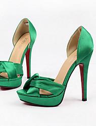 Damenschuhe schwarz / gold / grün andere
