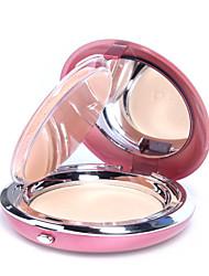 2015Face Makeup Powder Foundation Wedding Cake With mirror & Powder Puff