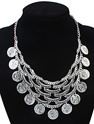 Colorful day  Women's European and American fashion necklace-0526087