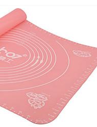 silicagel riem schaal deeg mat keuken bakken gereedschappen de raad antislip non-stick mat 50 * 40 cm