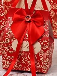 Caixas de Ofertas ( Uva/Rosa/Vermelho , Papel de Cartão não-personalizado