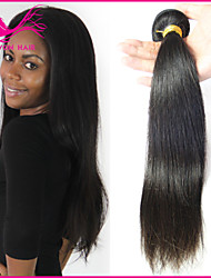 3Pcs Lot Unprocessed Wholesale Virgin Brazilian Straight Hair No Tangle And Soft
