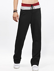 Maimi Men's Casual/Work/Formal Pure Sweatpants Pants (Polyester)