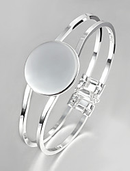 Promotion Sale Party/Work/Casual Silver Plated Cuff Bracelet Wholesale Price