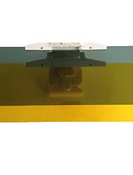 Pappel hy-68 Tag und Nacht Nice-View Auto Sonnenblende - gelb + grau