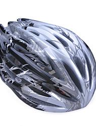 Helm ( Schwarz , PC/Carbonfaser +EPS ) - Berg/Strasse/Sport - für  Unisex N/A Öffnungen