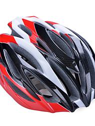 Helm ( Wie Bild , PC/Carbonfaser +EPS ) - Berg/Strasse/Sport - für  Unisex N/A Öffnungen