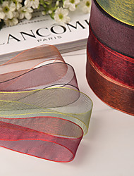 Gorgeous  Organza  Ribbon-10M(More Colors)