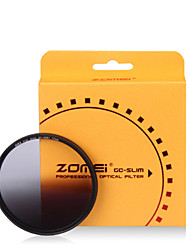 Zomei 55 mm absolvierte schrittweise Farbe nd Graufilter