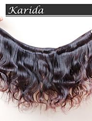 Brazilian Body Wave Hair, 100% umprocessed virgin human hair, no shedding, no tangle hair extension