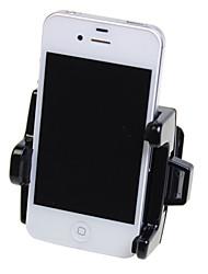 nero modelli esplosione classico supporto del telefono dell'automobile sfogo Porta telefono 360 ° telescopico (gamma from4.5-7cm)