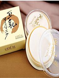 lideal® 파우더 컨실러 오우 우유 분말 *의 1PC 미백