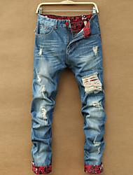 Men's Jeans ,Fashion Design Pants for Men