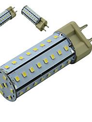 G12 Lâmpadas Espiga T LED quantity: 56pcs 2835SMD SMD 2835 810 ± 10% lm Branco Quente / Branco Frio / Branco Natural DecorativaAC 85-265