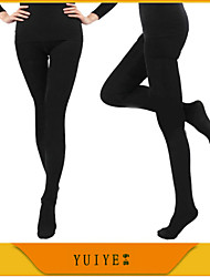 YUIYE® Winter Women Thermal Underwear Slimming Tights Thick Pantihose Control Pantyhose Slimming Thigh Legs