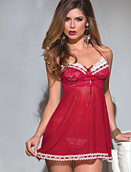 Sexy Stretch Lace Babydoll Hot Sale Baby Doll Sexy Lingerie Underwear Women Sexy Baby Doll