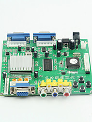 CGA EGA YUV to VGA Game Video Converter Board 2VGA Output Video Game