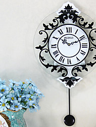 European Retro Wall Clock