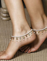 Body Jewelry/Anklet Body Chain Pearl Others Unique Design Fashion 1pc