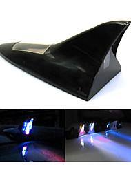 RUNDONG® Car Decoration 6LED Flashing Light Decorative Antenna(Color Selection)