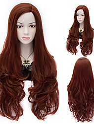 Natural Wave Synthetic Wig Womens' Hair High Quality Synthetic Wigs