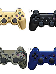 drahtlose Bluetooth-6-Achsen-Wireless Game-Controller Gamepad Joypad Dualshock für drahtlose playstation 3