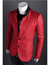 MEN - Completi e blazer - Informale Scollo a V - Maniche lunghe Misto cotone
