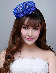 Korean Style Bloom Bridal/Beach Honeymoom/Party Head Flowers/Headpieces