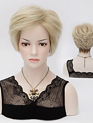 Short Hair Wigs Hair Wave Synthetic Hair Wigs Fashion Style