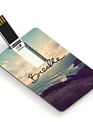 64GB Breathe Design Card USB Flash Drive