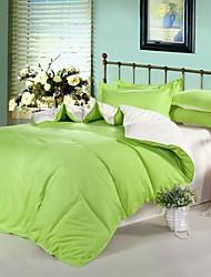encore aloe vera coton couleur pure à double m 4 fois fruit vert