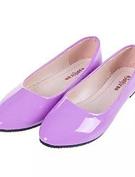 Women's Shoes Candy Color Flat Heel Comfort Pointed Toe Flats