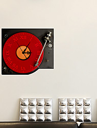 3d la musique décoration stickers muraux stickers muraux